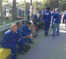 Trabalhadores da BSM e CHEIM na luta pelos seus direitos!