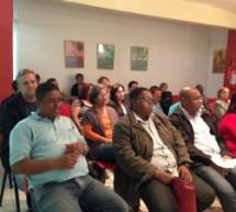 Sindicato dos Portuários RJ se reúne com a CUT e demais sindicatos