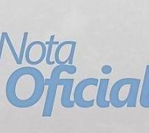 NOTA OFICIAL SINDICATO DOS PORTUÁRIOS DO RJ