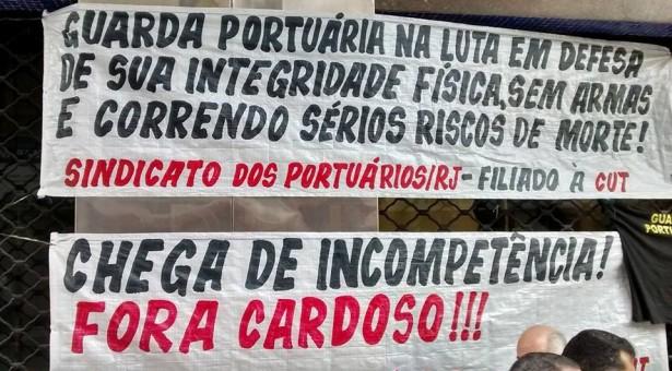 FORA CARDOSO !!!