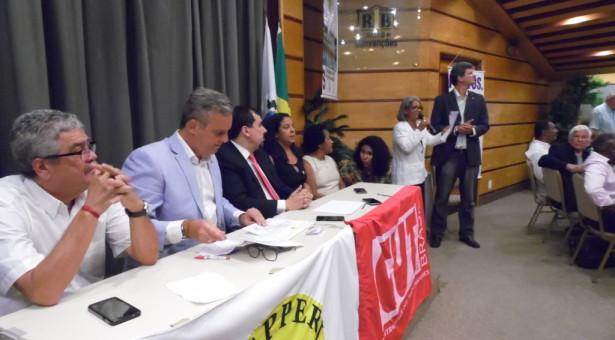 Nova diretoria do Sindicato dos Portuários do Rio de Janeiro toma posse nesta terça-feira (12)