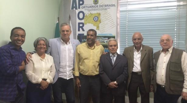 CERIMÔNIA DE POSSE APPORTUS-RJ