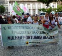 Mulheres param no Brasil e no mundo no 8M