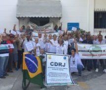 Portuários se mobilizam contra aparelhamento na CDRJ