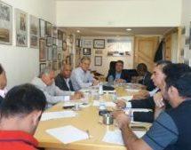 FNP discute acordo coletivo das Companhias Docas