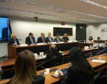 Audiência debate o futuro das Companhias Docas e as funções das autoridades portuárias