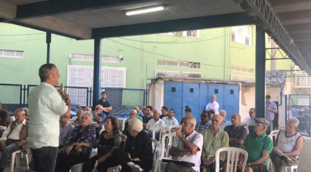 Sindicatos dos Portuários do RJ realiza Assembleia Geral