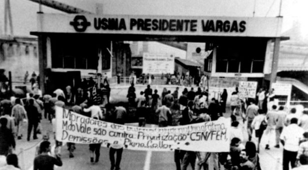 29 anos do Massacre de Volta Redonda