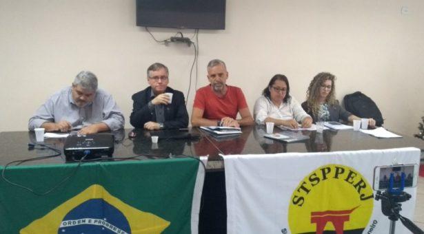Sindicato dos Portuários/RJ promove seminário para esclarecer dúvidas sobre a Reforma Trabalhista