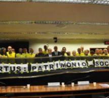 PORTUS: Sindicato participa de Audiência em Brasília