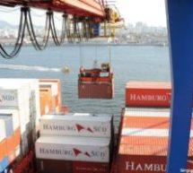 Capacidade utilizada da frota de porta-contêineres na cabotagem atingiu 76,2%, diz Antaq