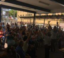 Portuários do Rio de Janeiro aprovam proposta para evitar liquidação do Portus
