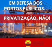 Os portos sob ameaça