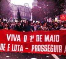 1º de Maio: Dia de Luta